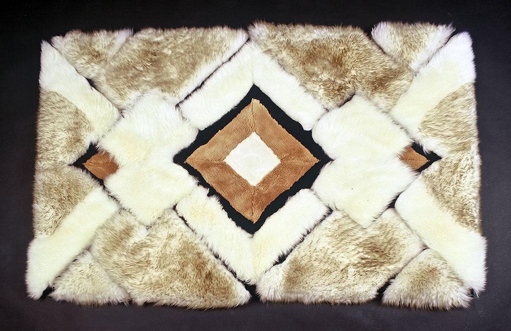 Designer Sheepskin Rug
