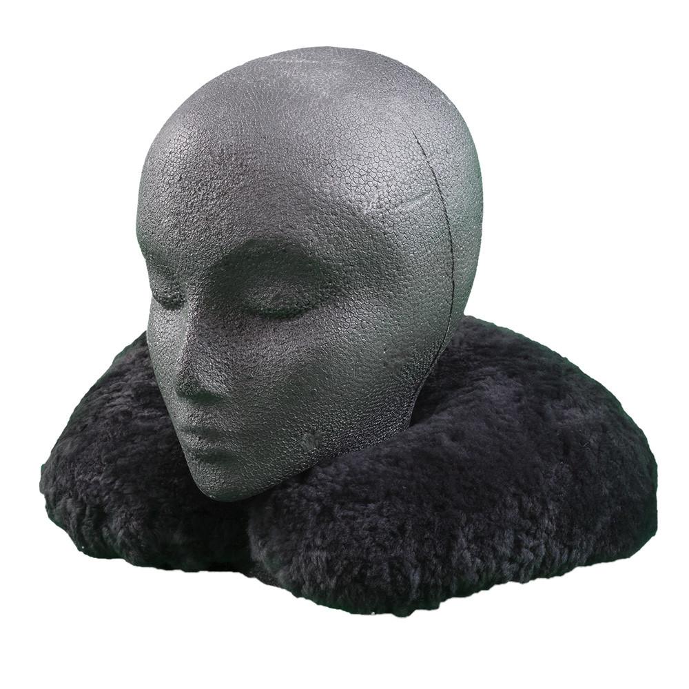 Sheepskin Travel Pillow