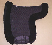 Dressage Contoured Saddle Pad