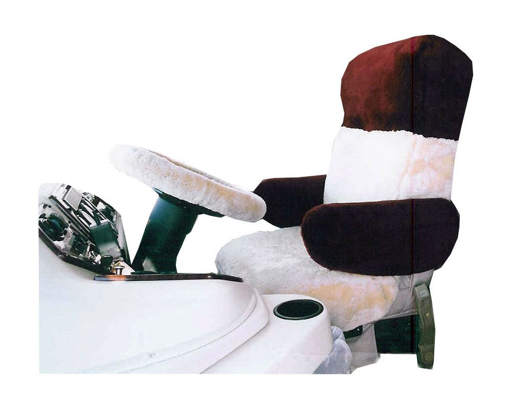 Sheepskin RV Seat Covers