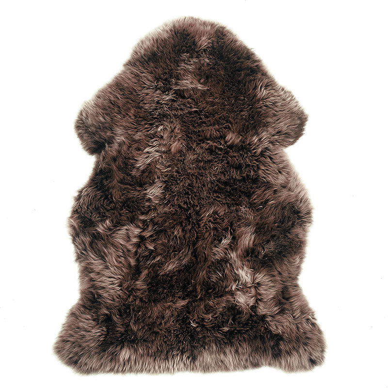 sheepskin-brown-taupe rug