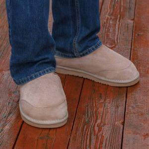 Sheepskin Clog Slippers