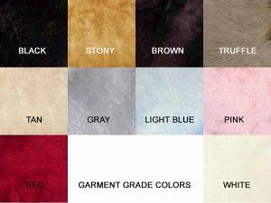 Garmetn Grade Colors