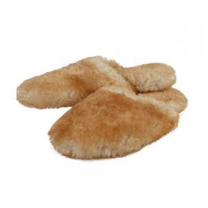 Sheepskin Scuff Slippers