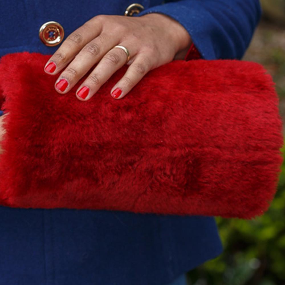 Sheepskin Hand Muff