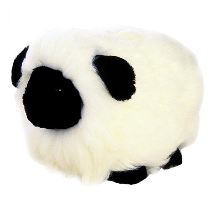 Stuffed Sheepskin Sheep