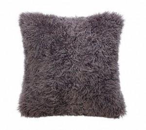 Sheepskin Pillows Naturally Curly Long Wool 22″Square Jarrah