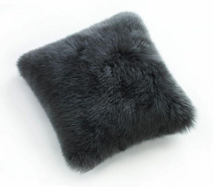 Long Wool Sheepskin Pillows
