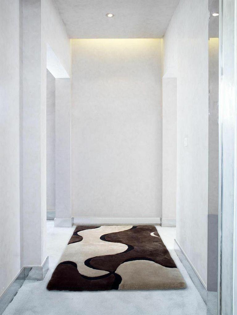 Sheepskin Designer Rug Fusion