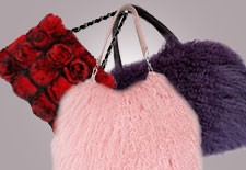 Handbags & Fur Purses