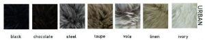 Urban Long Wool Colors