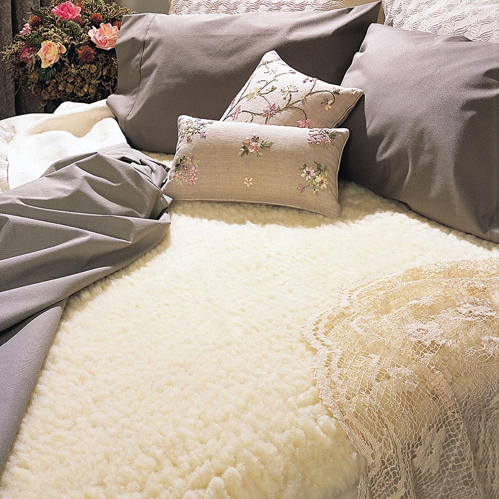 Wool Mattress cover