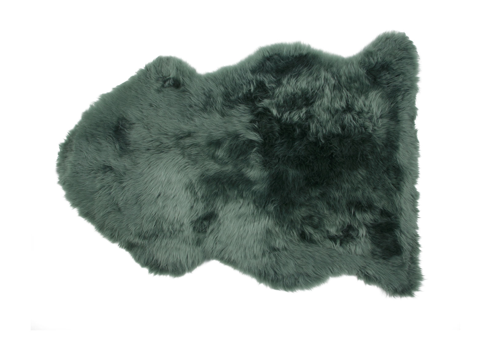 Evergreen Sheepskin Rug