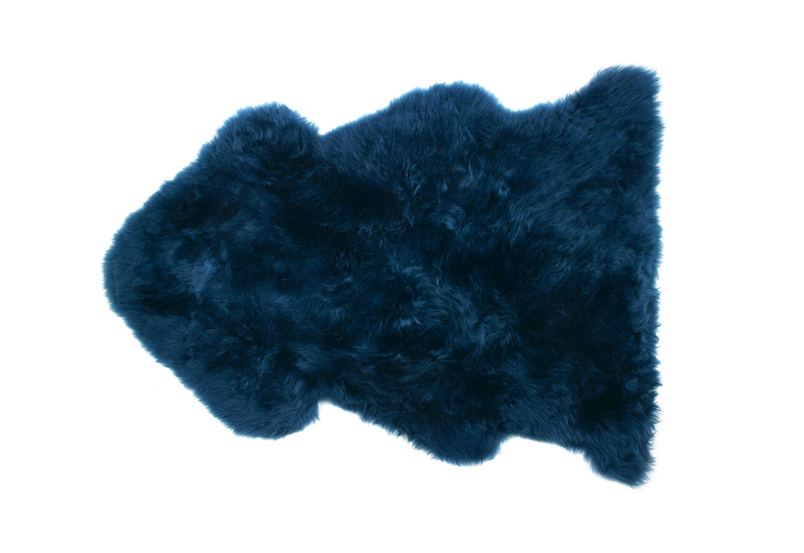 Pacific Blue Sheepskin Rug