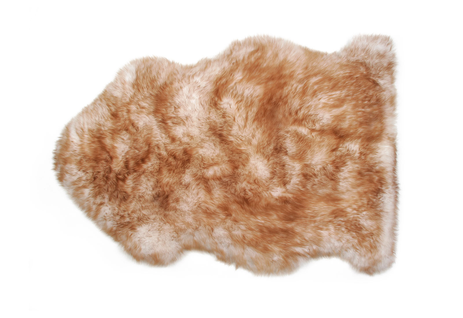 Sheepskin Rug Sunset