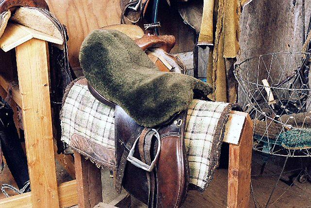 All Purpose / Dressage Saddle Seat Cover