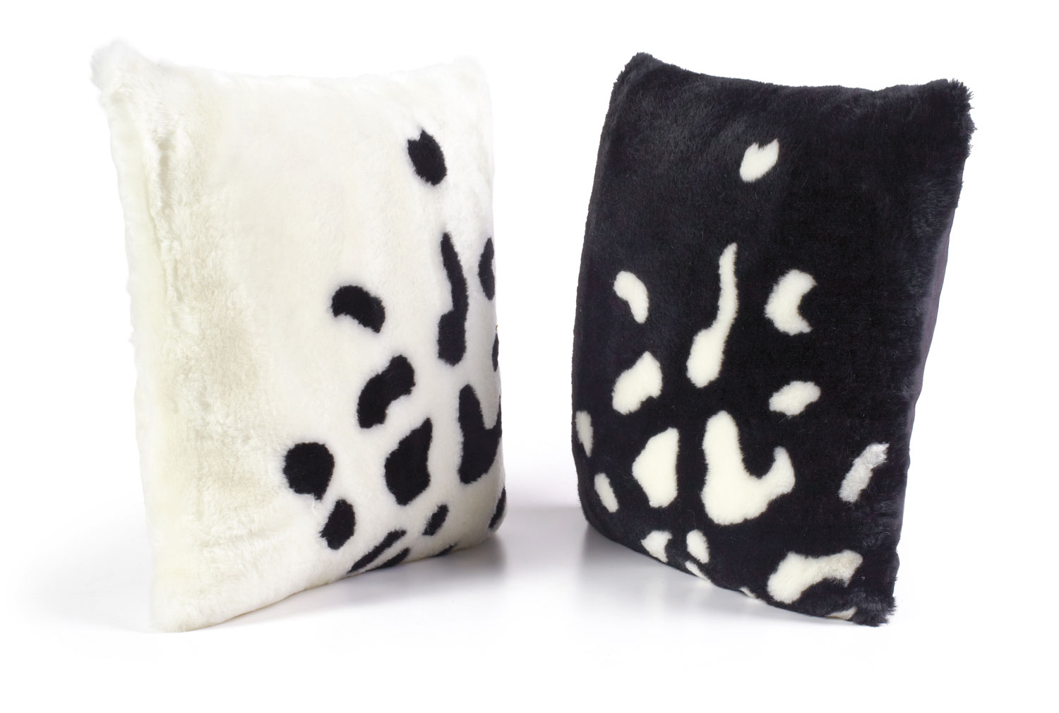 Dalmation pillows