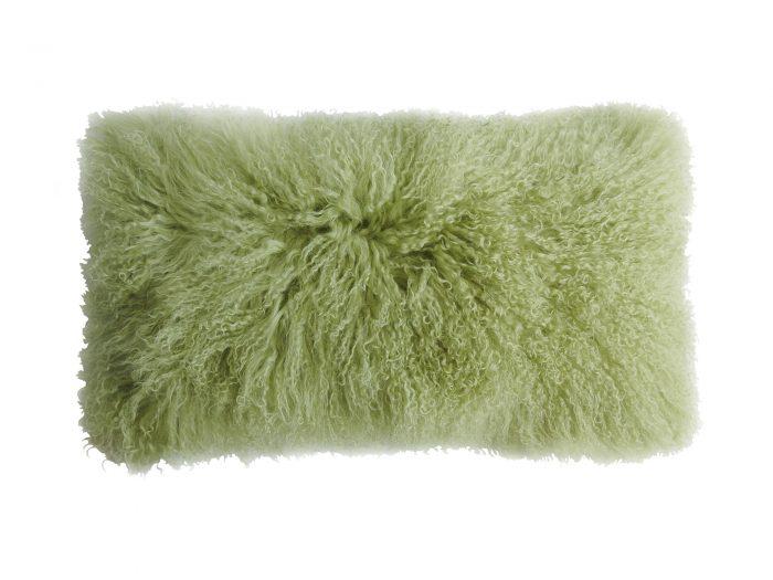 Tibetan Lambskin Kidney Pillows