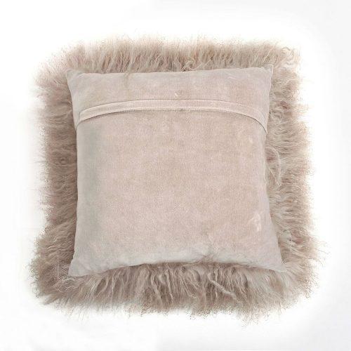 Tibetan Lambskin Cushion