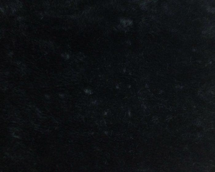 Black Fake Sheepskin