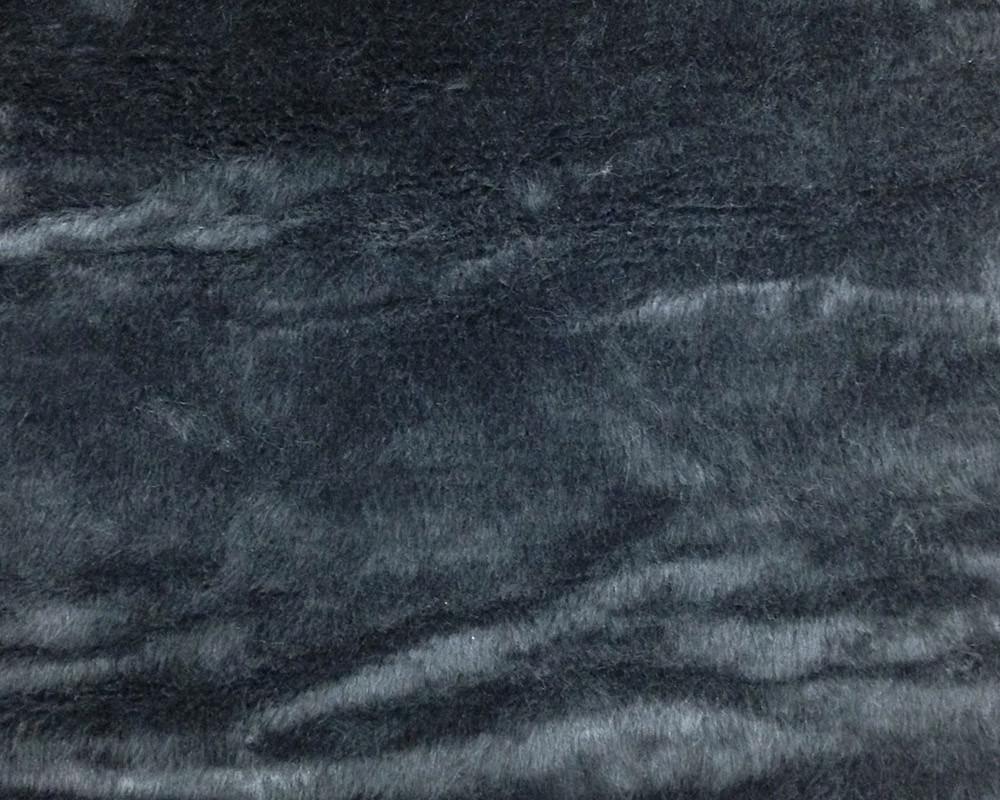 Charcoal Fake Sheepskin