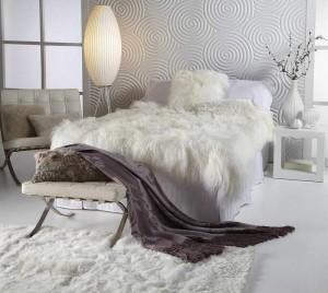 Sheepskin Bedroom