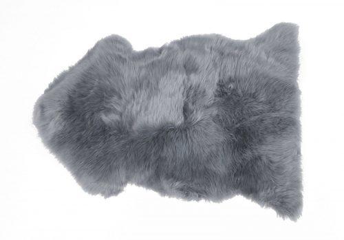Platinum Gray Sheepskin Rug