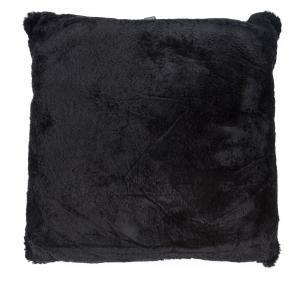 Shearling Pillow Black