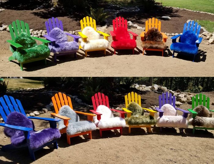 Adirondack Chair Pads