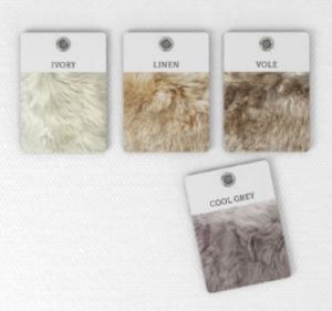 Alpaca Rug Colors